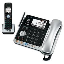 ATamp;T TL86109 Two-Line DECT 6.0 Phone System W/ Bluetooth
