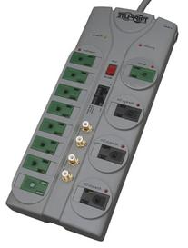 Tripp Lite 12 Outlet Eco-Surge Protector Power Strip, 10ft