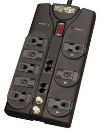 Tripp Lite 8 Outlet Surge Protector Power Strip, 10ft Cord,