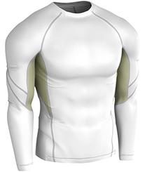 TM-R09-WS_S Tesla Compression Under Base Layer Gear Armour
