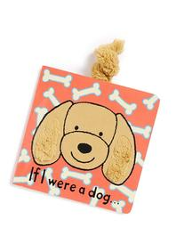 Toddler 'If I Were a Dog' Board Book