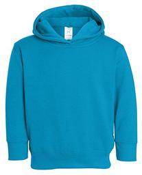 Rabbit Skins Toddler Hooded Sweatshirt with Pockets -