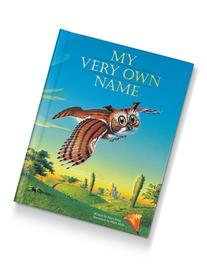 Toddler 'My Very Own Name' Personalized Book