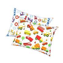YourEcoFamily Toddler Pillowcases - 100% Certified Organic