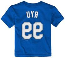 Majestic Toddler Ryu Player N&N Tee S/S - LA Dodgers - 2T