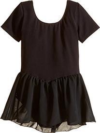 Bloch Toddler Tiffany Dress, Black-2/4T