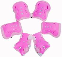 Kid Toddlers Knee Elbow Wrist Safety 3-IN-1 Protective