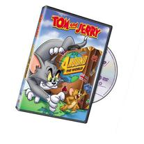 Tom & Jerry: Around The World Dvd from Warner Bros