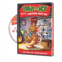 Tom And Jerry: Fur Flying Adventures Volume 3 Dvd from