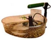 KollerCraft Reptile Habitat Lamp with Adjustable Stand, 9