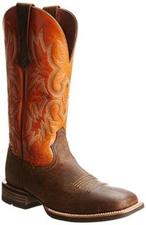Ariat Men's Tombstone Western Cowboy Boot, Distressed Brown/