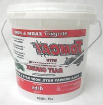 TOMCAT BROMETHALIN BAIT CHUNX, Size: 4 POUND