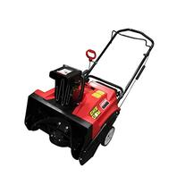 Warrior Tools WR67436 Gas Powered Single Stage Snow Thrower