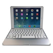 Zagg - Zaggfolio Bluetooth Keyboard Folio Case For Apple&reg