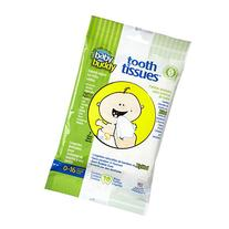 Baby Buddy Tooth Tissues Stage 1 for Baby/Toddler, Bubble