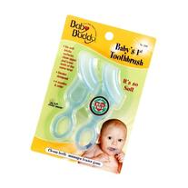 Baby Buddy Babys 1st Toothbrush , Blue 2 ea