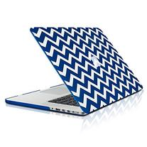 TopCase Chevron Series Ultra Slim Light Weight Rubberized