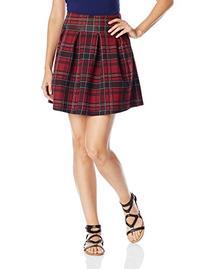 Freestyle Revolution Junior's Tori Printed Scuba Skirt,