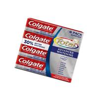 Colgate Total, Advanced Whitening Toothpaste, 8oz  Tube, 4
