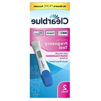 Clearblue Digital Pregnancy Test with Smart Countdown, 5