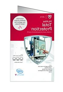 McAfee Total Protection 2015 | 3 Devices | PC Key Card