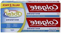 Total Whitening Toothpaste Twin Pack