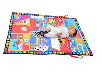 TotMart Animal House Play Mat for Toddler Activity 37x53