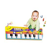 Lookatool® Touch Play Keyboard Musical Music Singing Gym