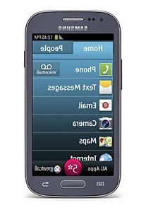 GreatCall Samsung Jitterbug Touch3 Senior Smartphone with 1-