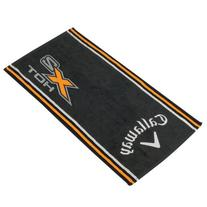 Callaway Tour Authentic X2 Hot Towel, Black