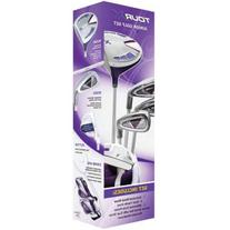 Merchants of Golf Tour X Purple 5-Piece Junior Golf Complete