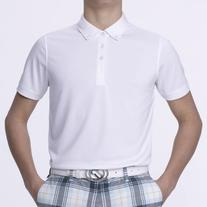 IJP Design Boy's Junior Tour Shirt Age 8 White