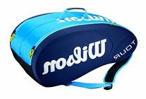 Tour 9 Pack Tennis Bag Blue