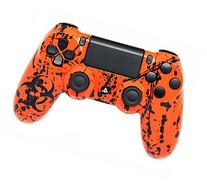 """Toxic"" Ps4 Rapid Fire Custom Modded Controller 35 Mods COD"
