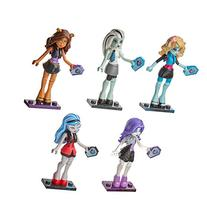 Toy-Mh Ghouls Skullection Size Ea Monster High Ghouls