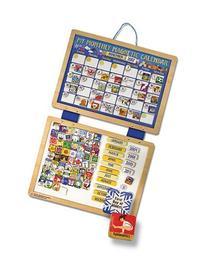Melissa & Doug Toys - Magnetic Calendar