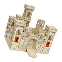 Melissa & Doug Toys - Folding Medieval Castle