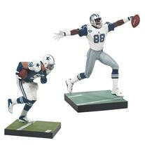 McFarlane Toys Dallas Cowboys NFL Jason Witten and Michael