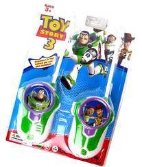 Toys Story Buzz Woody Walkie Talkies freetalker two way