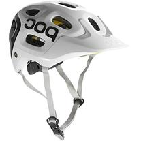 POC Trabec Race Mips Helmet White/Black, XL/XXL