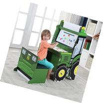 John Deere Tractor Easel and Chair Set
