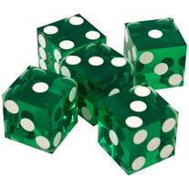 Trademark Poker 19mm A Grade Serialized Set of Casino Dice