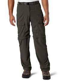 White Sierra Men's Trail 32-Inch Inseam Convertible Pants,