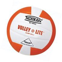 Tachikara Training Volley-Lite Color: Orange/white