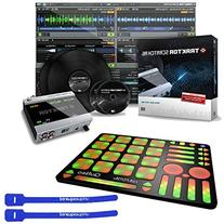 Native Instruments Traktor Scratch A6 USB DJ Interface w/