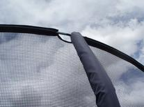 Trampoline Replacement Net for 15' Diameter for 4 Poles