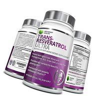 Abundant Health Trans-Resveratrol Anti-aging Blend