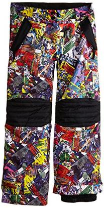 Boy's Transformer Insulated Pant, X-Large, Cosmic Book