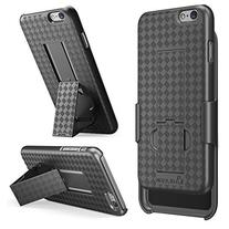 iPhone 6 Plus Case, i-Blason®  iPhone 6 Plus  Case Slim Holster **Kickstand**  Textured Finish  - Slim Case for iPhone 6 Plus 5.5 inch