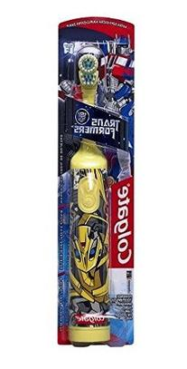 Colgate Transformers - Battery-Powered Toothbrush - Extra